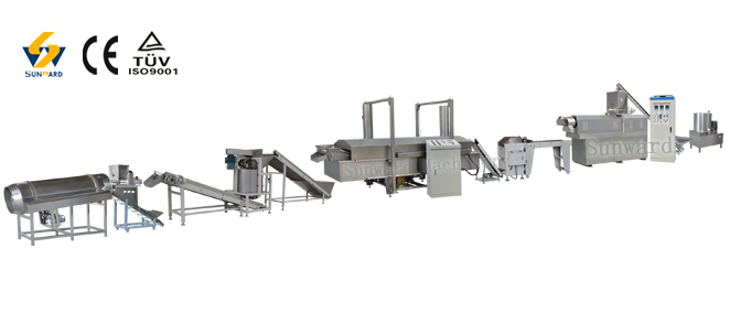 Fried Snacks Production Line